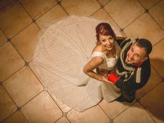 La boda de Tomás y Aroa