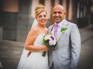 La boda de Nereida y Iván Yeray