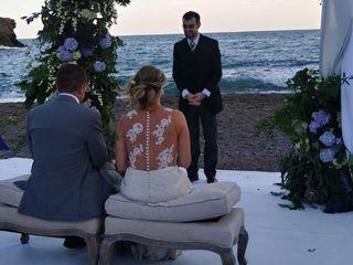 La boda de Caitlin  y Pepe 3