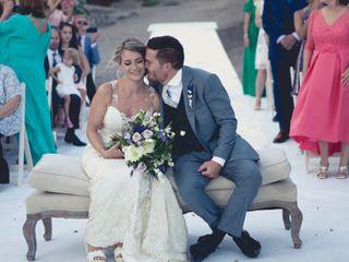 La boda de Caitlin  y Pepe