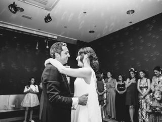 La boda de Cristina y JuanFran 1