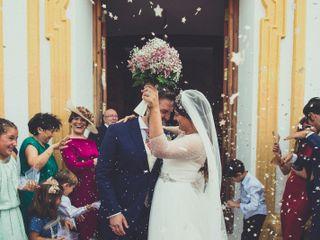 La boda de Charo y Alejandro