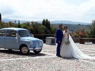 La boda de Manuel y Lorena