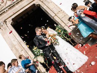 La boda de Veronica y Manolo