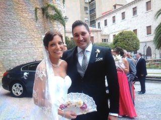 La boda de Gloria y Rafa 2