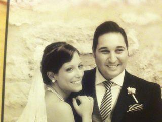 La boda de Gloria y Rafa