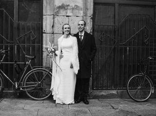 La boda de Sonia y Brendan
