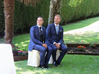 La boda de Jose y Rayko