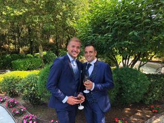 La boda de Jose y Rayko  2