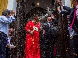 La boda de Pepi y José Miguel