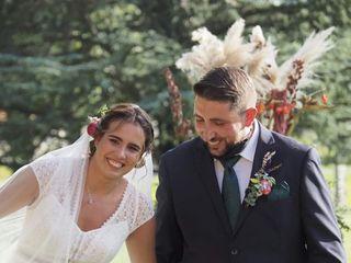 La boda de Ènid y Climent