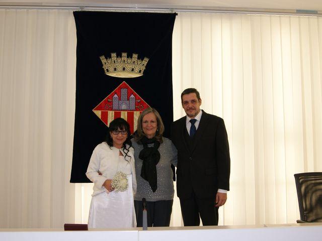 La boda de Merçe y Albert en Sant Cugat Del Valles, Barcelona 3