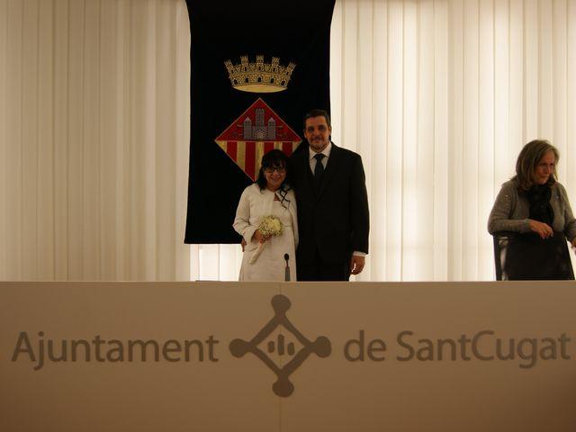 La boda de Merçe y Albert en Sant Cugat Del Valles, Barcelona 4