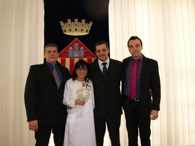 La boda de Merçe y Albert en Sant Cugat Del Valles, Barcelona 5