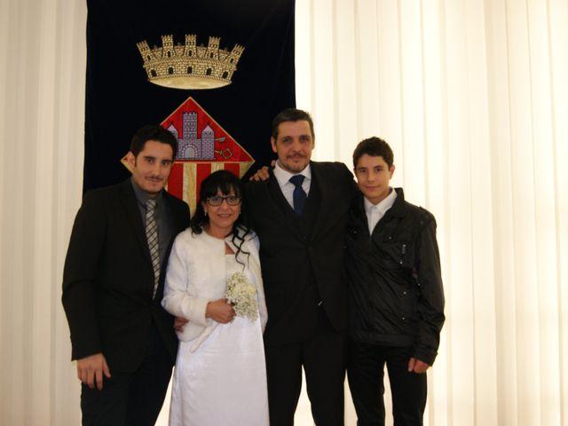 La boda de Merçe y Albert en Sant Cugat Del Valles, Barcelona 1