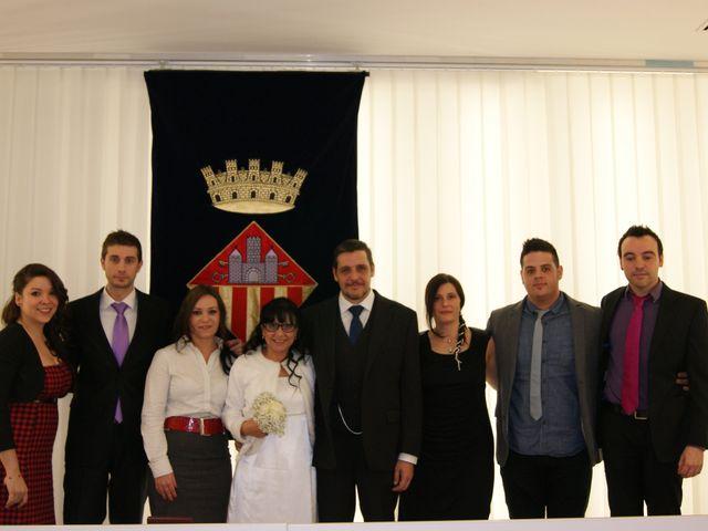 La boda de Merçe y Albert en Sant Cugat Del Valles, Barcelona 2