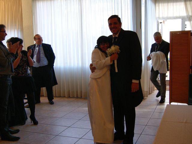 La boda de Merçe y Albert en Sant Cugat Del Valles, Barcelona 12