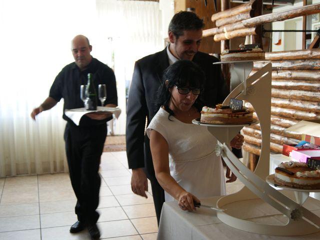 La boda de Merçe y Albert en Sant Cugat Del Valles, Barcelona 16