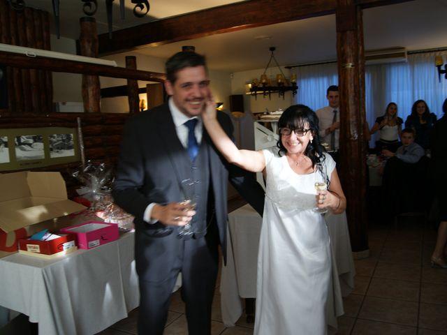 La boda de Merçe y Albert en Sant Cugat Del Valles, Barcelona 17