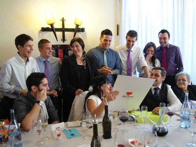 La boda de Merçe y Albert en Sant Cugat Del Valles, Barcelona 19