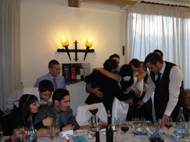 La boda de Merçe y Albert en Sant Cugat Del Valles, Barcelona 20