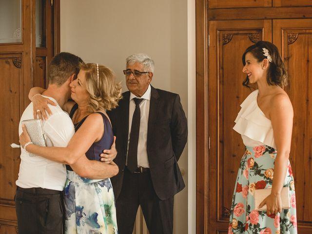 La boda de Aroa y Tomás en Daya Vieja, Alicante 12
