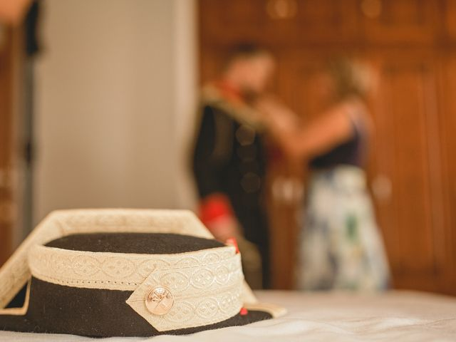 La boda de Aroa y Tomás en Daya Vieja, Alicante 11