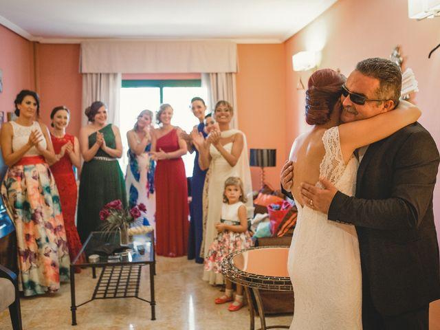 La boda de Aroa y Tomás en Daya Vieja, Alicante 4