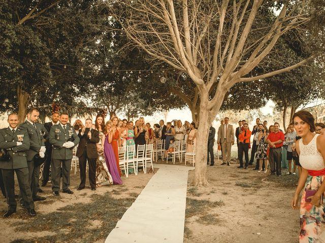 La boda de Aroa y Tomás en Daya Vieja, Alicante 25
