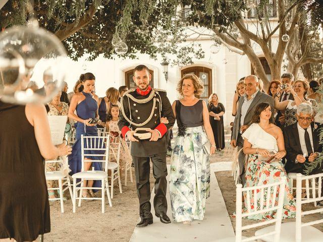La boda de Aroa y Tomás en Daya Vieja, Alicante 24