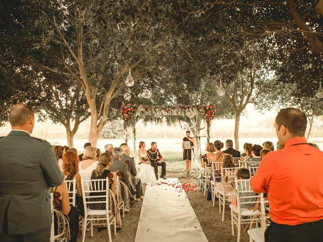 La boda de Aroa y Tomás en Daya Vieja, Alicante 21