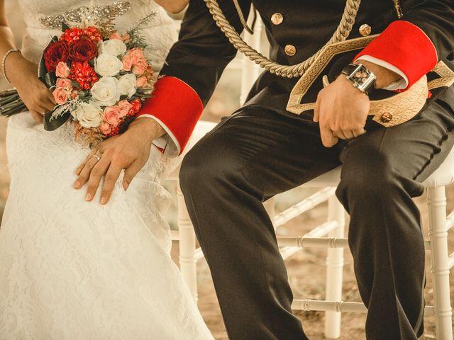 La boda de Aroa y Tomás en Daya Vieja, Alicante 19