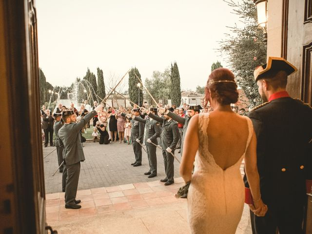 La boda de Aroa y Tomás en Daya Vieja, Alicante 43