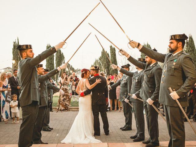 La boda de Aroa y Tomás en Daya Vieja, Alicante 40