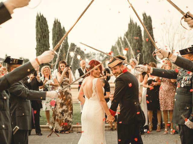 La boda de Aroa y Tomás en Daya Vieja, Alicante 1