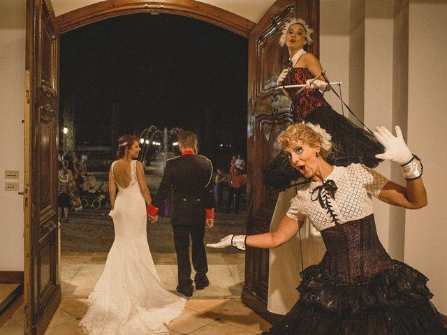 La boda de Aroa y Tomás en Daya Vieja, Alicante 36