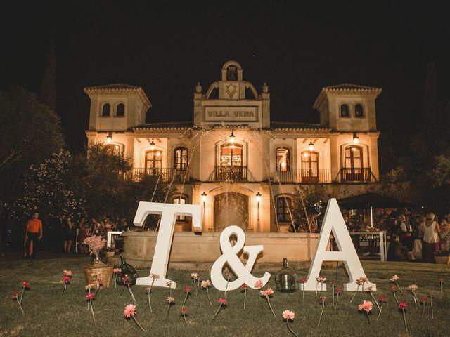 La boda de Aroa y Tomás en Daya Vieja, Alicante 35