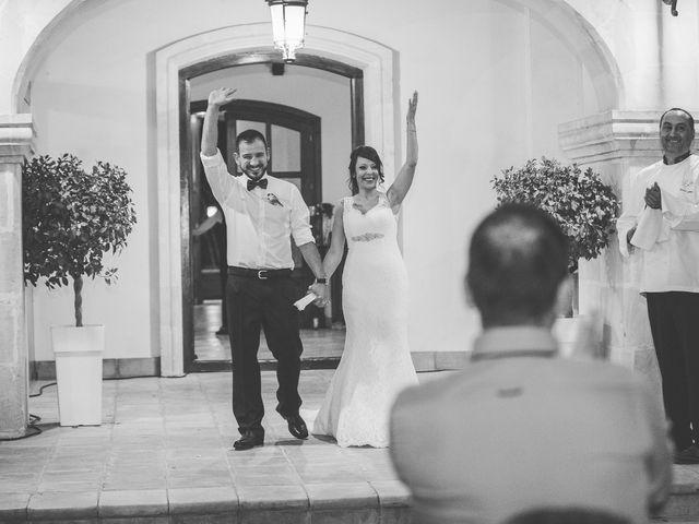 La boda de Aroa y Tomás en Daya Vieja, Alicante 34