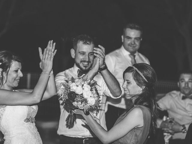 La boda de Aroa y Tomás en Daya Vieja, Alicante 51