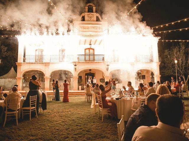 La boda de Aroa y Tomás en Daya Vieja, Alicante 49