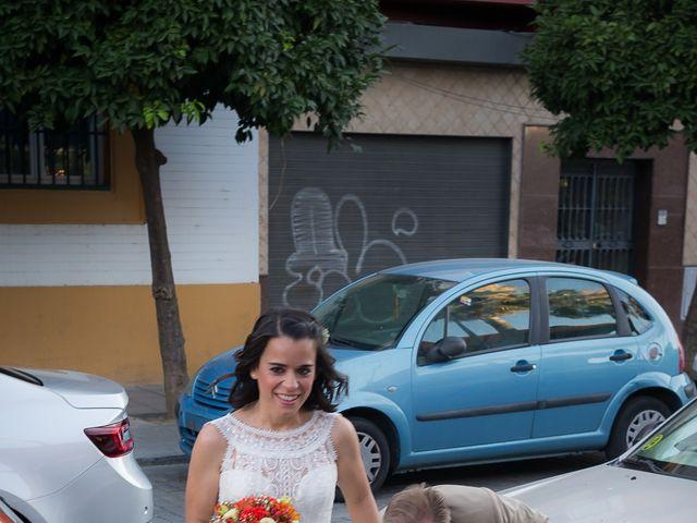 La boda de Jose y Bárbara en Sevilla, Sevilla 10