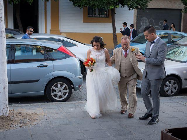 La boda de Jose y Bárbara en Sevilla, Sevilla 11