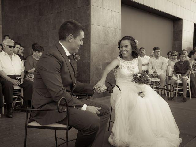 La boda de Jose y Bárbara en Sevilla, Sevilla 19