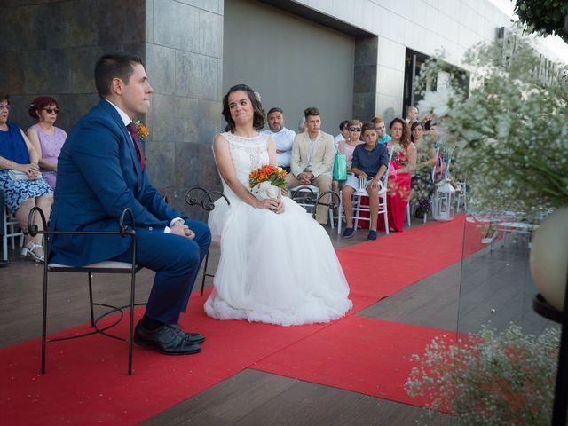 La boda de Jose y Bárbara en Sevilla, Sevilla 20