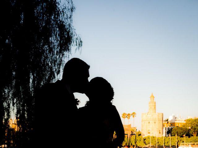 La boda de Jose y Bárbara en Sevilla, Sevilla 1