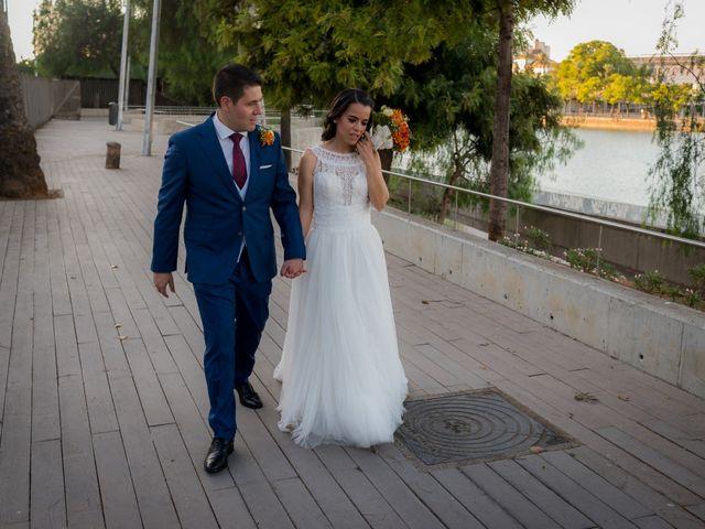 La boda de Jose y Bárbara en Sevilla, Sevilla 33