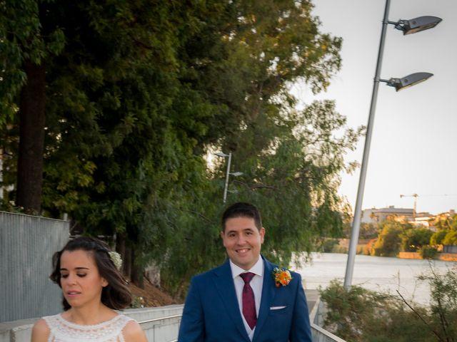 La boda de Jose y Bárbara en Sevilla, Sevilla 36