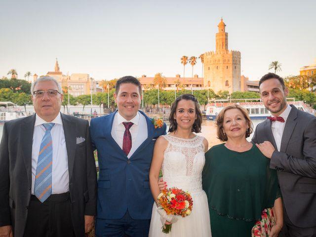 La boda de Jose y Bárbara en Sevilla, Sevilla 37