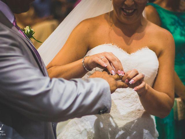 La boda de Iván Yeray y Nereida en Arucas, Las Palmas 7