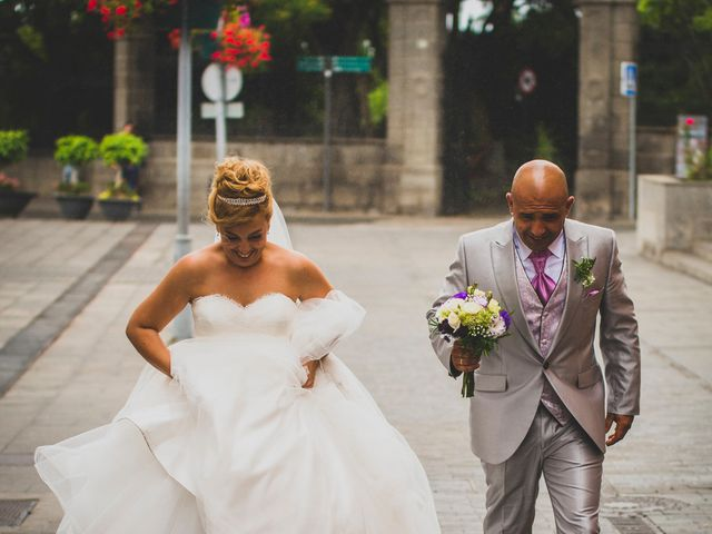 La boda de Iván Yeray y Nereida en Arucas, Las Palmas 1